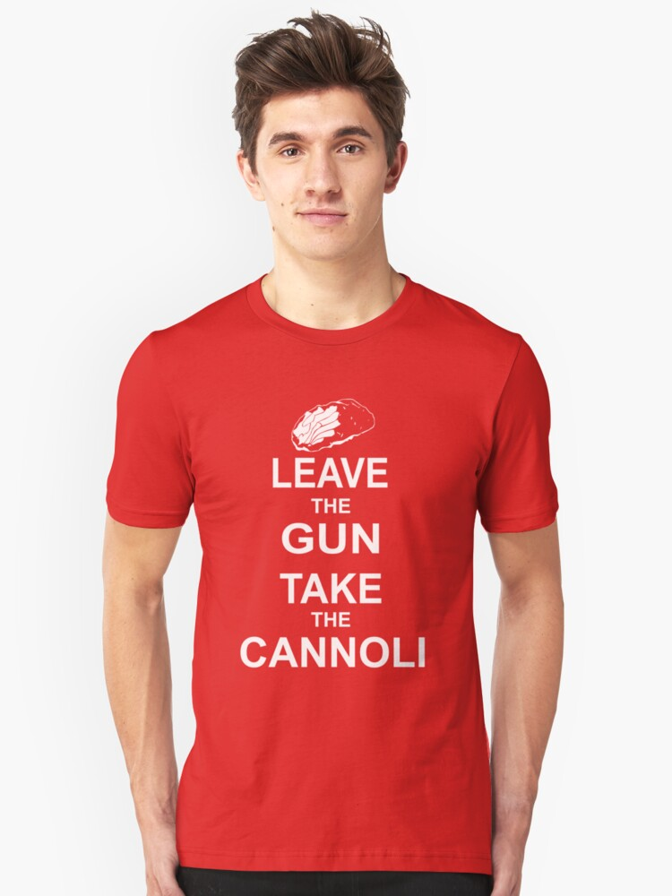 Leave the Gun, Take the Cannoli by sinistergrynn
