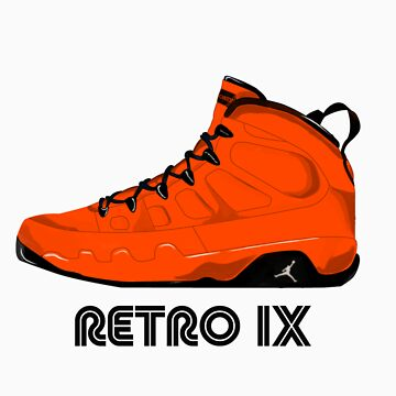 Retro IX by JordanAdamB