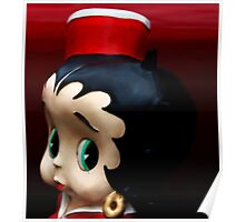 The Eminent and Beautiful - The Sassy Ms. Betty Boop Poster