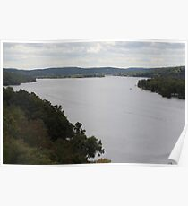 Connecticut River Poster