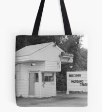 Drive-In Theater Tote Bag