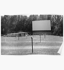 Drive-In Theater Poster