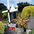 Windmill - Bondville Model Village by technochick