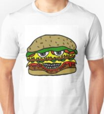 HIGH CHEESEBURGER Unisex T-Shirt