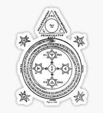 Magic Circle Sticker