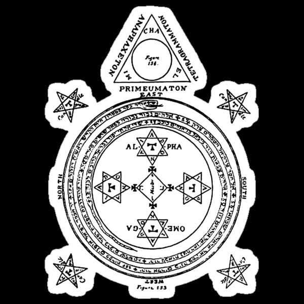 Magic Circle by cadellin