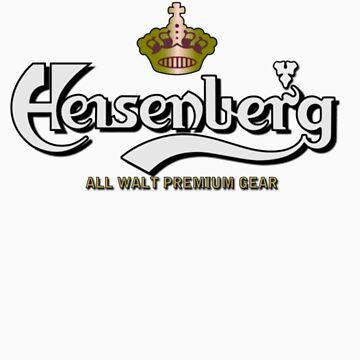 Heisenberg by HaroldRamp