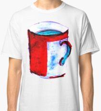 big coffee cup Classic T-Shirt