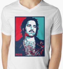 Ron Jeremy Men's V-Neck T-Shirt