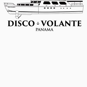 Disco Volante by superiorgraphix