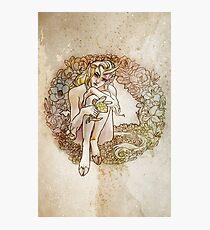 The Motley Garden's Alchemist Photographic Print