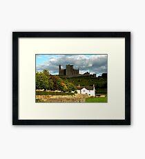 Rock of Cashel Framed Print