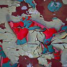 Peeling Paint by Bami