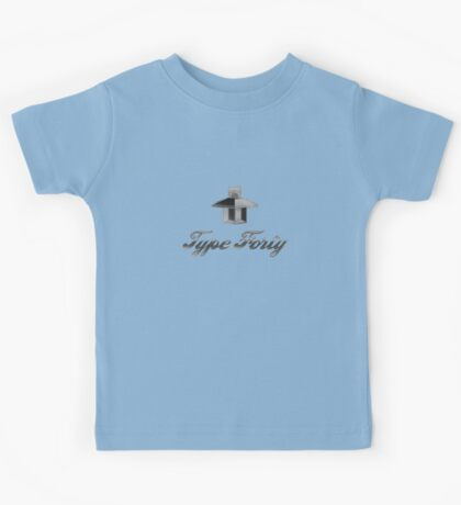 Type Forty  Kids Clothes