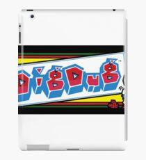 Dig Dug Arcade iPad Case/Skin