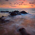 Engulfed by the Sea by DawsonImages