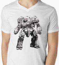 atlas Men's V-Neck T-Shirt