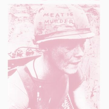 The Smiths - Meat Is Murder T-Shirt by loupdemer