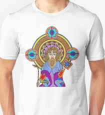 Celtic Illumination - St. John Unisex T-Shirt