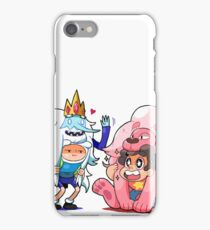 Adventure Time and Steven Universe iPhone Case/Skin