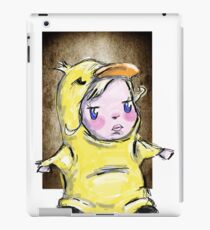 duckie in colour iPad Case/Skin