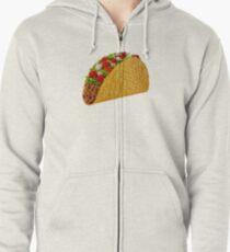 Taco Zipped Hoodie