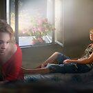 By The Window by Igor Zenin