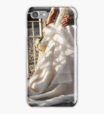 """a beautiful thing in a crumbling world"" iPhone Case/Skin"