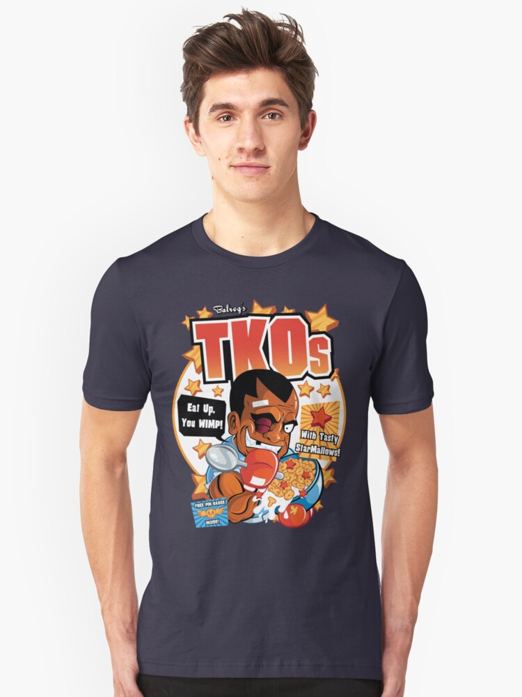 Tasty Knockouts Unisex T-Shirt Front