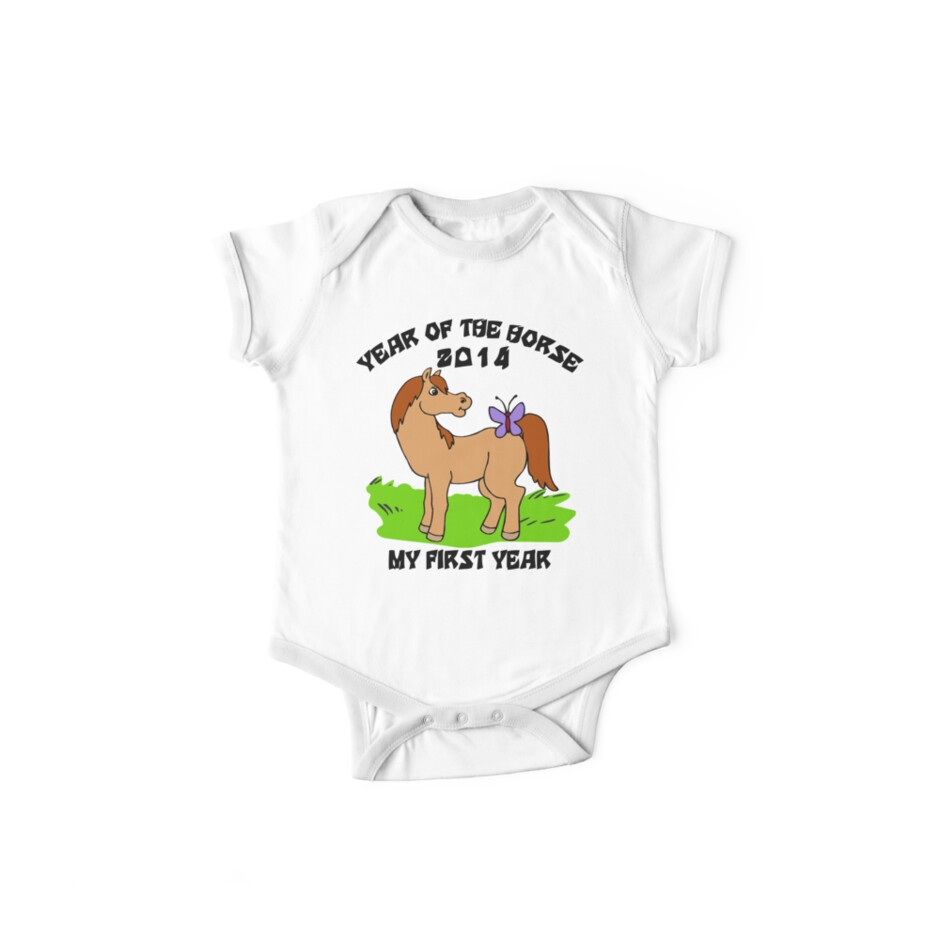 Born Year of The Horse Baby 2014 by ChineseZodiac