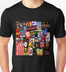 Broadway Collage T-Shirt