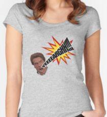 Yeeeearghh!!! Women's Fitted Scoop T-Shirt