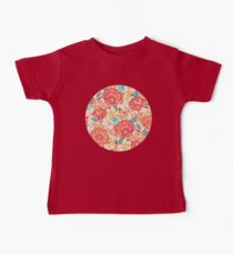 Bright garden pattern Kids Clothes