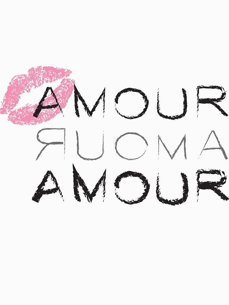 Kiss Amour von AriaXdesign