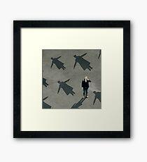 Reichenbach Absolution Framed Print