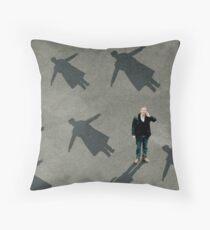 Reichenbach Absolution Throw Pillow