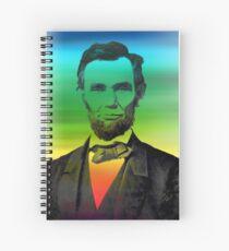 Abe Lincoln Spiralblock