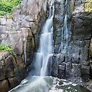Stow Lake Waterfall by James Watkins