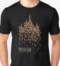 Moscow Never Sleeps Unisex T-Shirt