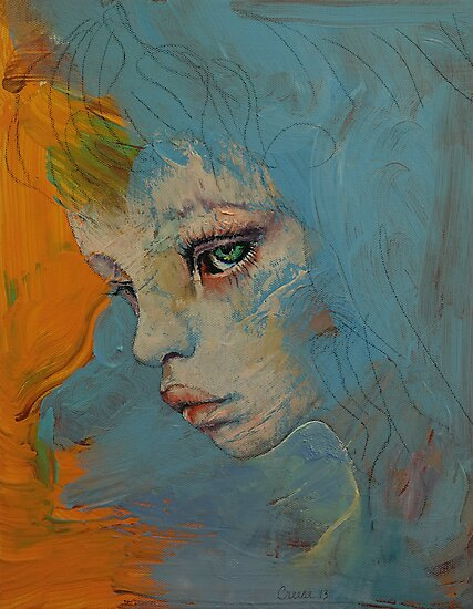 Blue by Michael Creese