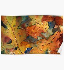 Autumn Embraces You Poster