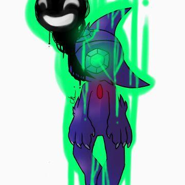 Ghost by MintyTornado