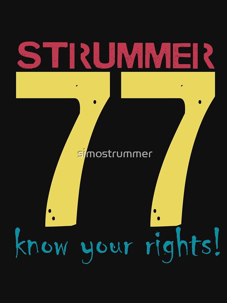 Strummer 77 by simostrummer