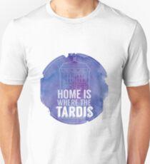 Blue (Around) T-Shirt