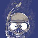 Scuba Ghoul by ccorkin