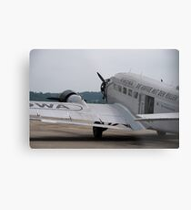 Junkers Ju 52 Metal Print