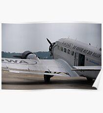Junkers Ju 52 Poster