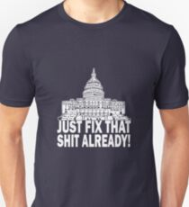 We The People Are Tired Of Your Crap T-Shirt