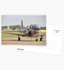 Jet Provost Postcards
