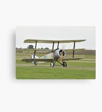 Sopwith Triplane Canvas Print